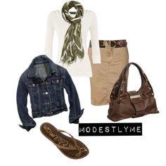 need scarf and bag