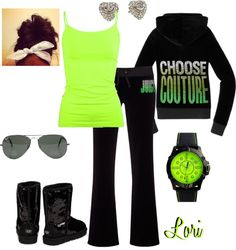 """""""Juicy Couture"""" by lori-atkinson on Polyvore"""