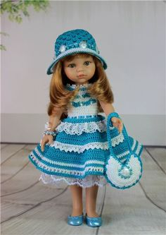 Моя первая паолочка / Paola Reina, Antonio Juan и другие испанские куклы / Бэйбики. Куклы фото. Одежда для кукол