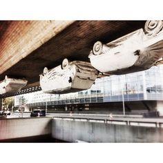 Umgedrehte Autos sind Kunst | 34 Dinge, die alle Hannoveraner sofort verstehen