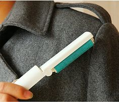 1 PCS Washable Sticky Lint Remover Roller Clothes Pet Hair Fur Furniture Cleaner Brush -- Click on the image for additional details.Note:It is affiliate link to Amazon.