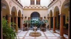 Image Result For Tuscany Design Exterior Courtyard Enclosed