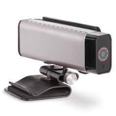 The Hands Free Live Broadcast Camcorder - Hammacher Schlemmer