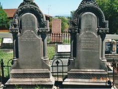 Alexander and Mary McLennan graves at South Grafton NSW