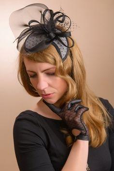 BY BAHDANAVA SVIATLANA  #millinery #hats #HatAcademy
