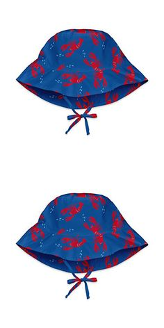 5daddf5b09d I play. Baby Reversible Bucket Sun Protection Hat