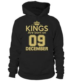 KINGS ARE BORN ON 09 DECEMBER