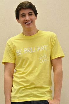 Be brillant. – Abili-Tees