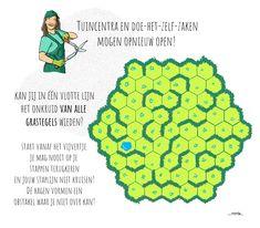 #braingame #hersenkraker #game #illustration #corona #maze