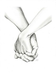 pencil drawings of people holding hands anime couple - sketches of couples holding hands Drawing Hands, Drawing Tips, Drawing Sketches, Pencil Drawings Of Love, Pencil Drawings Of Animals, Hand Holding Something, Hold My Hand, Drawing Couple Poses, Couple Drawings