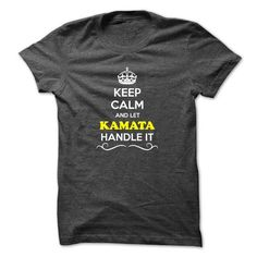 cool It's KAMATA Name T-Shirt Thing You Wouldn't Understand and Hoodie