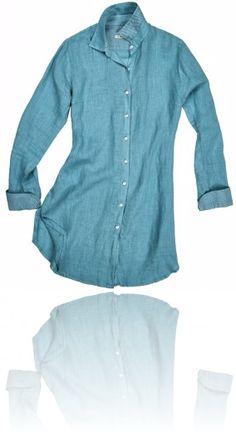 Camicia lunga effetto jeans. Seguici su #RedisRappresentanze www.redisrappresentanze.it