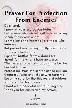 Prayer For Enemies, Prayer For Wisdom, Prayer Scriptures, Bible Prayers, Faith Prayer, Prayer Quotes, God Answers Prayers, Good Prayers, Prayers For Strength