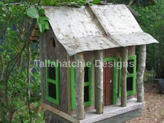 30% OFF TODAY Southern Homestead Birdhouse by TallahatchieDesigns