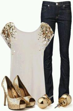Super cute outfit ...in love :)