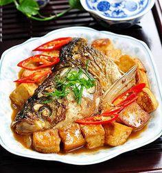 9种豆腐做法!来一桌豆腐宴可好? 组图