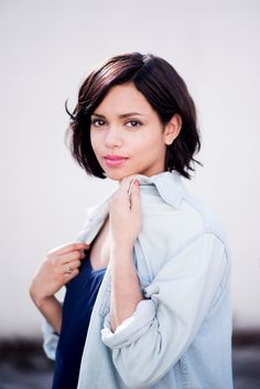 EXCLUSIVE: British actress Georgina Campbell (After Hours) has landed the female…