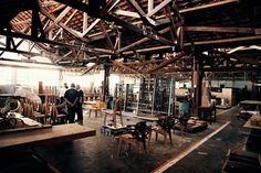PIKA school for industrial woodworking INDONESIA Photography: Daniel Riera 2013 Sustainable Forestry, Javanese, Teak Wood, Ecology, Coast, Industrial, Woodworking, School, Industrial Music
