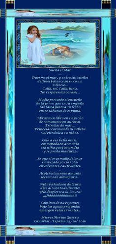 Sueña el mar - Poesias - Casa dos Poetas e das Poesias
