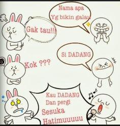 Hahahaha Kata Funny Memes Jokes Indonesia Funny Things Funny Stuff