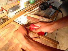 Como fazer molinha para gaiolas rápido