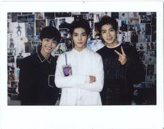 Jaemin, Taeyong and Jaehyun #SMROOKIES