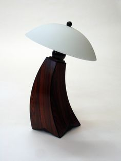 rosewood, wenge, polished nickel, glass, LED bulbs, inline dimmer