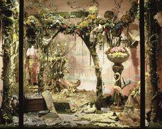 Hermès Window Display of Summer 1996