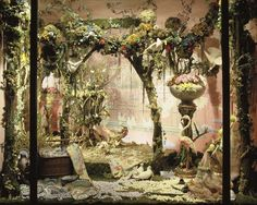 Hermès Window Display of Summer 1996