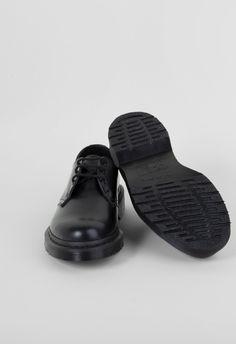 Dr. Martens 1461 Mono Shoes Black – Voo Store