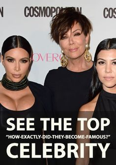 PrettyFamous curated the most famous celebrities who became famous for virtually no reason. See which celebrities manage to somehow stay in the limelight.