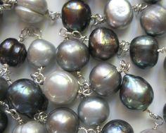 """Black"" Pearls"