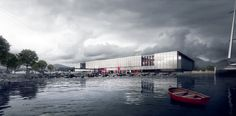 Cultural and Exhibition Center on Behance
