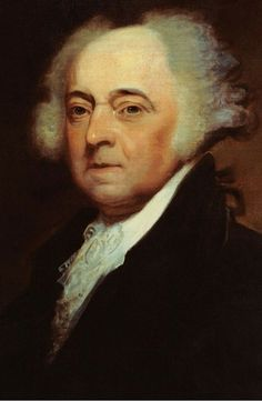John Adams: IQ: 142.5  The second President of the United States and the former Vice President under George Washington between 1791-1801. He studied at Harvard University and was one of the men who helped to negotiate a peace treaty during the Revolutionary War and avoid a war with France during his time as president.