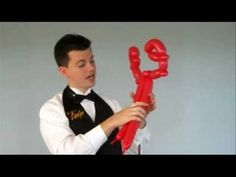 "Your Balloon Man ""Lobster"" Tutorial - Balloon Animal Instructions (playlist)"