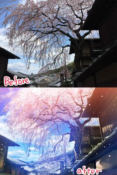 Turning Photos into Anime Images Digital Painting Tutorials, Digital Art Tutorial, Art Tutorials, Concept Art Tutorial, Background Drawing, Environment Concept Art, Photoshop Illustrator, Environmental Art, Anime Scenery