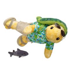Shop, Explore and Play at Build-A-Bear® Bear Gallery, Custom Teddy Bear, Bear Shop, Online Gift Shop, Dinosaur Stuffed Animal, Stuffed Animals, Build A Bear, Big Bear, Childhood Toys