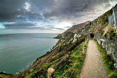 Cliff Walk Ireland: Bray to Greystones by Light Explorers on 500px