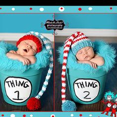 Cute twin idea!