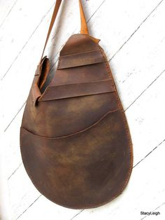 Leather bag