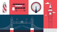 London - Lydia Nichols Illustration + Design + Anthropomorphizing