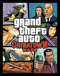 Grand Theft Auto Chinatown Wars By Rockstar Games Grand Theft Auto Rockstar Games