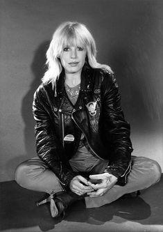 Marianne Faithfull   ca. 1979   Photographer unknown