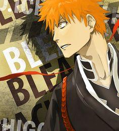 KUROSAKI ICHIGO by mark331.deviantart.com
