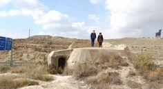 Un paseo por los búnkeres de la guerra #alicante