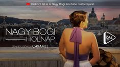 Nagy Bogi - Holnap [Dal 2019] | Official Music Video | 4K Lany, Music Videos, Youtube, Wood, Musica, Woodwind Instrument, Timber Wood, Trees, Youtubers