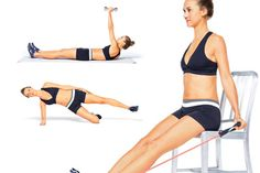 Six Moves to Sculpt Your Body