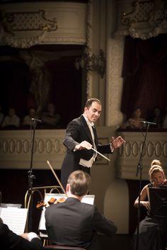 Mahler para el Alma: Foto: Patricio Melo