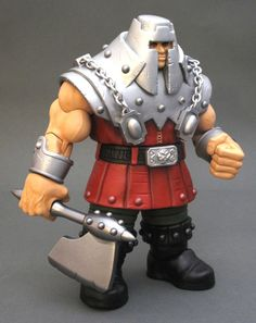 """Masters of the Universe"" Ram-Man Action Figure 