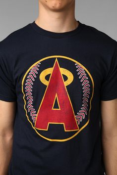 UrbanOutfitters.com > MLB Los Angeles Angels Of Anaheim Tee